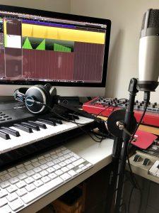 USB-mikrofon till Cubase